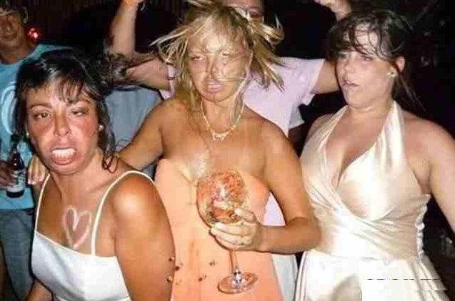 пьяные гости