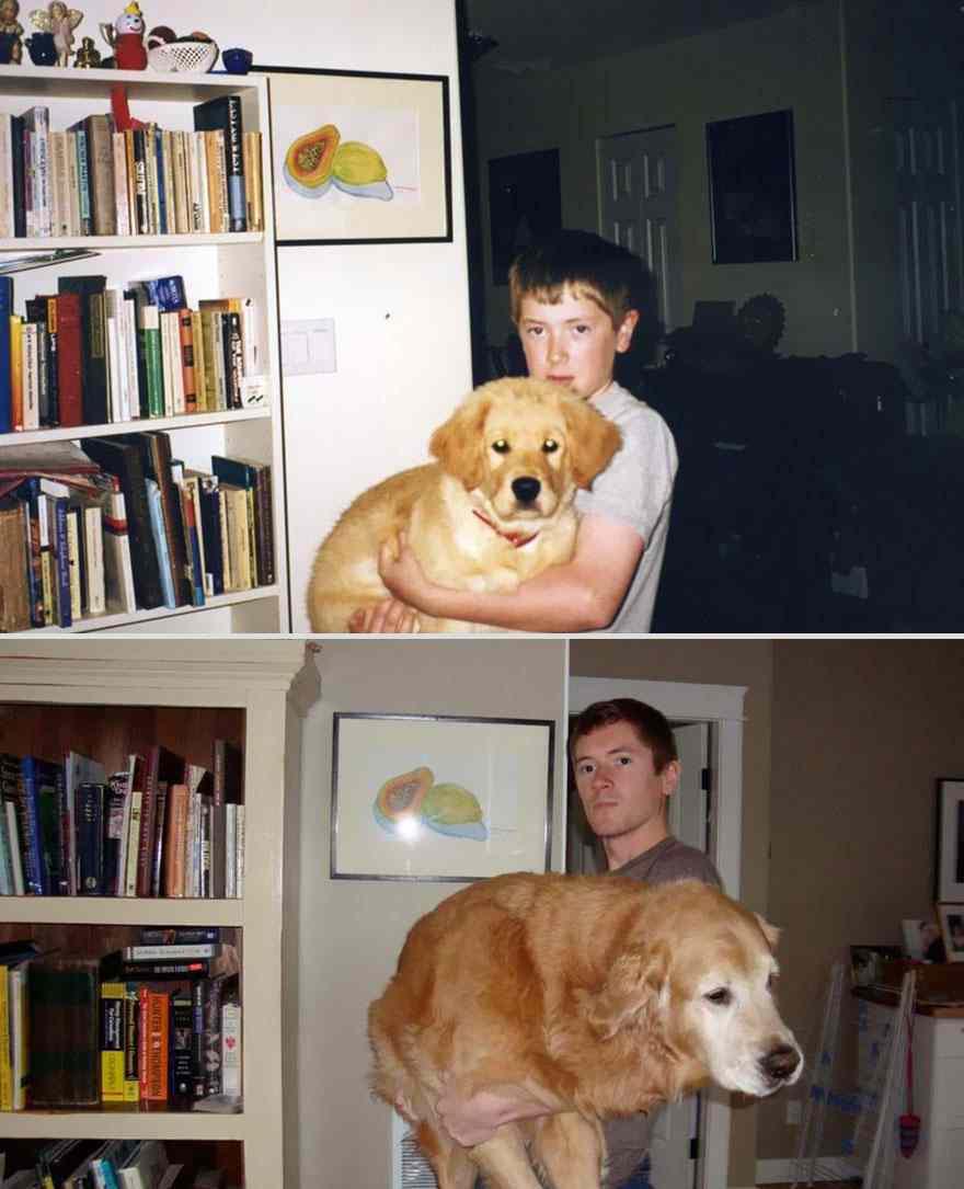 через 10 лет