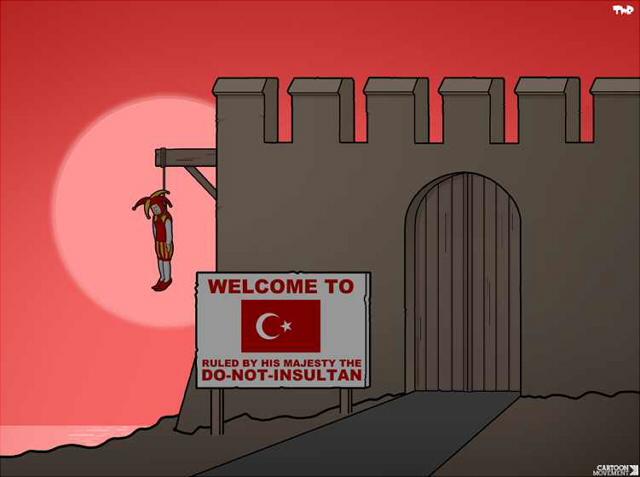"""""""Добро пожаловать в Турцию"""" автор Tjeerd Royaards (Нидерланды)"""