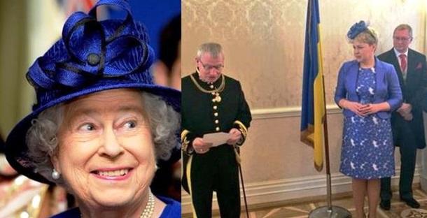 шляпки королевы