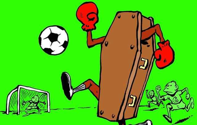 Charli hebdo Карикатура на Мухаммеда Али