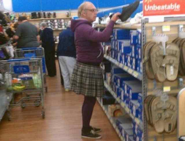 мужики в юбках