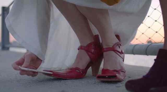 туфли для селфи