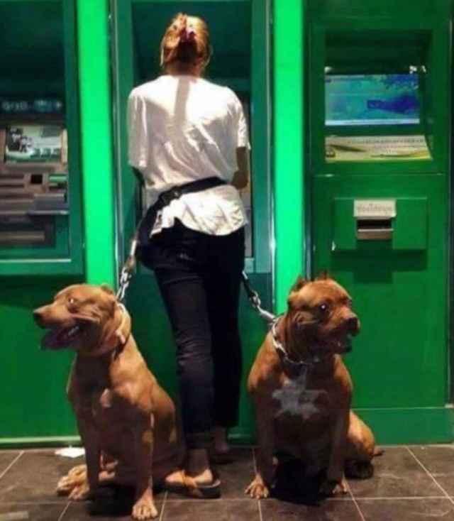 охраняемый банкомат