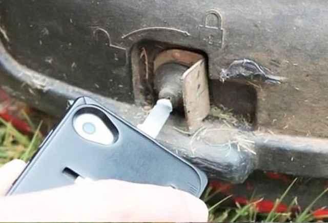 чехол для телефона с инструментами