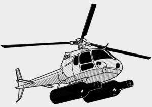 пьяный вертолет
