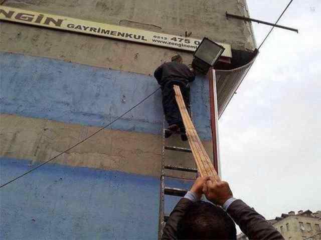 правила безопасности на стройке