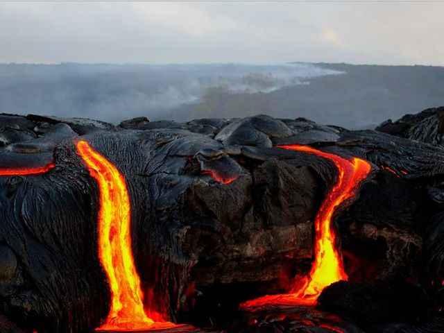 вулкан фотографии