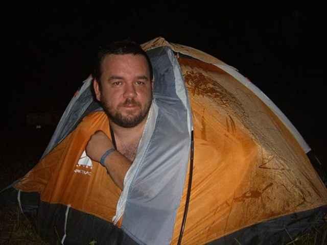 двуспальная палатка