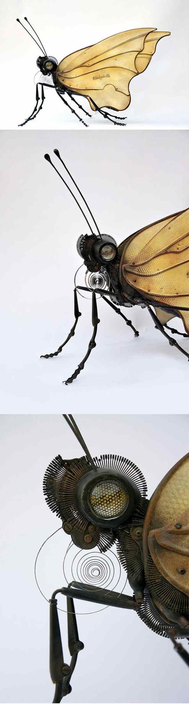скульптуры Эдуарда Мартине