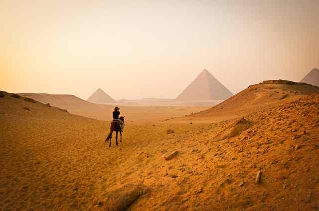 Примады Гиза Египет