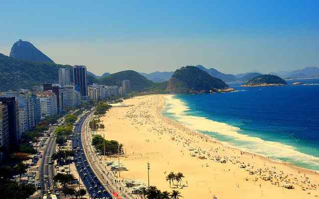 Рио-Де-Жанейро в Бразилии 1