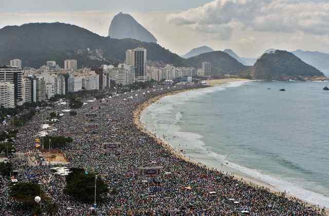 Рио-Де-Жанейро в Бразилии 2