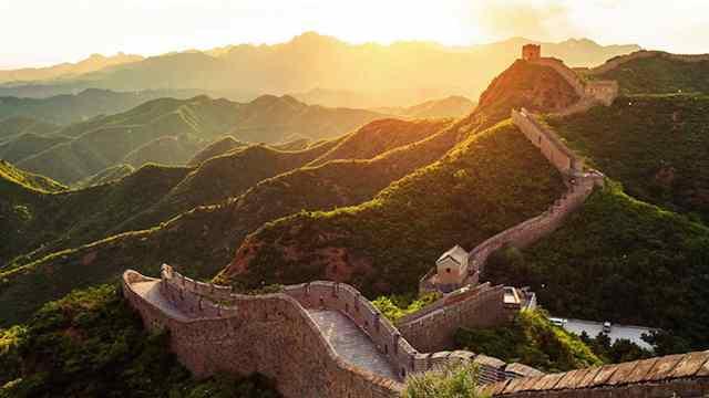 Великая китайская Стена 1