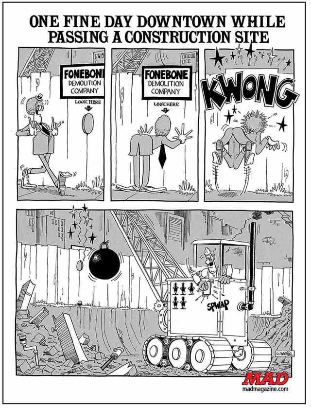 комиксы Дона Мартина
