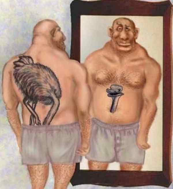необычные тату