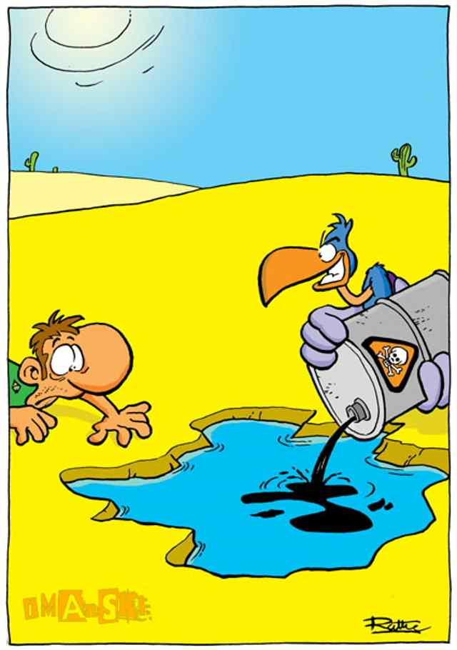зарубежная немецкая карикатура