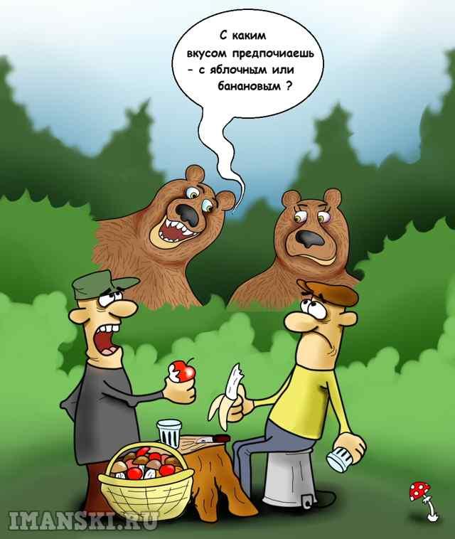 Карикатура Игоря Иманского