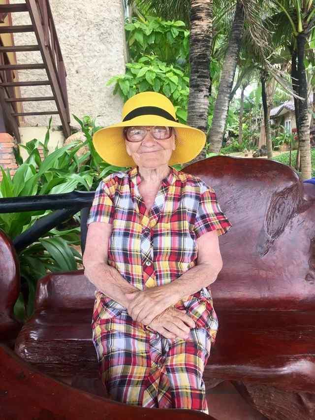 баба Лна путешественница