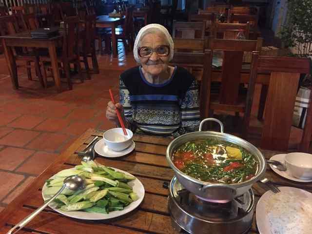 баба Лена путешествует