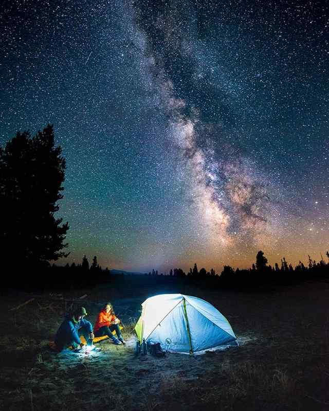 звездное небо фотографии