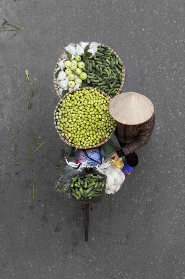 продавцы фруктов от Лоес Хиринк