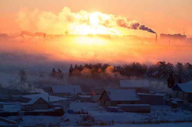 якутские закаты