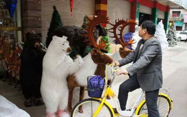 Новый год делают в Китае