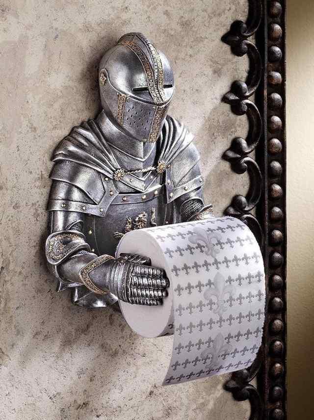 Про туалетную бумагу...
