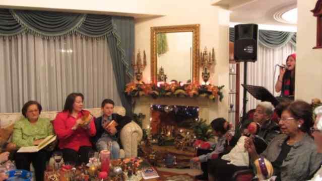 традиции разных стран на рождество