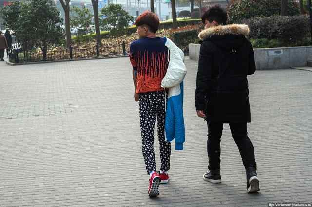 мода в Китае