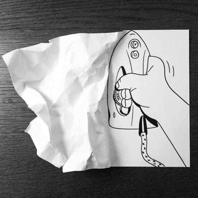 3D карикатура от датского иллюстратора HuskMitNavn.