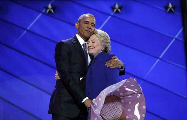Прощание Обамы.