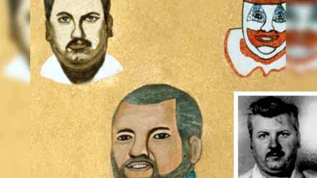 Рисунки созданные преступниками.