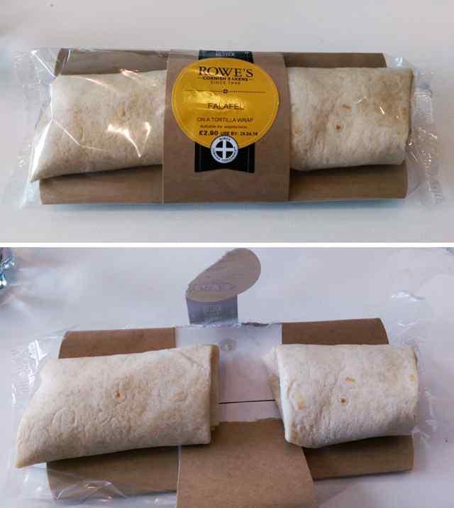 Как обманывают покупателя.Меньше товара - больше упаковки .
