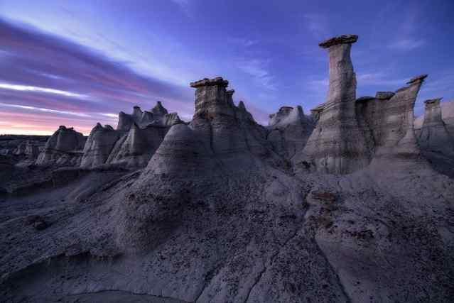 инопланетные пейзажи