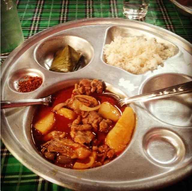 завтраки в тайланде