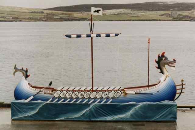 Фестиваль Викингов .