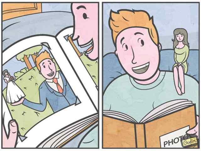 Антон Гудим. Комиксы.