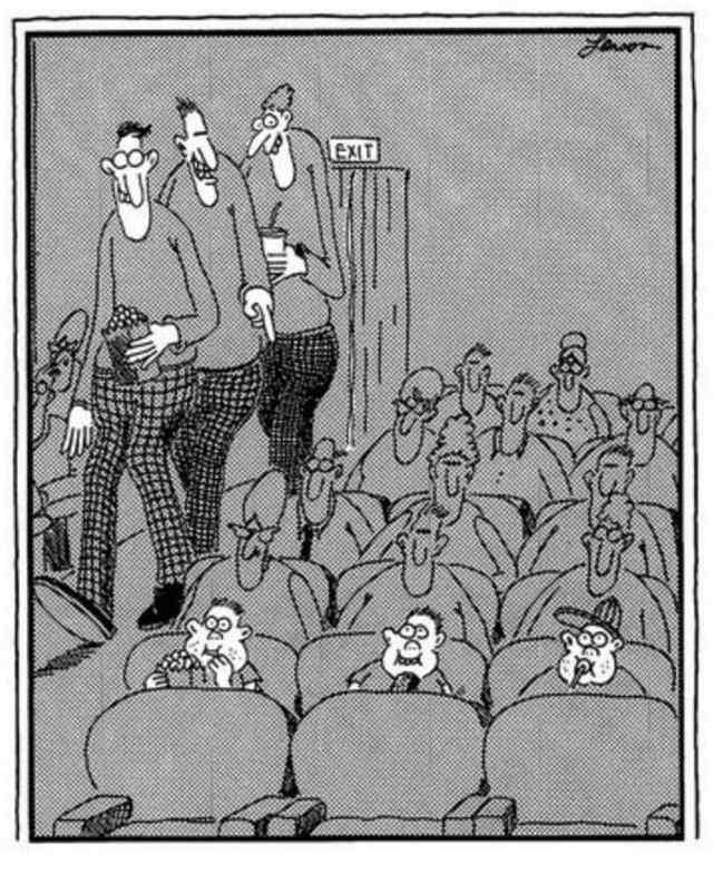 Гарри Ларсон. Часть 4, Другая сторона. Американская,зарубежная карикатура.