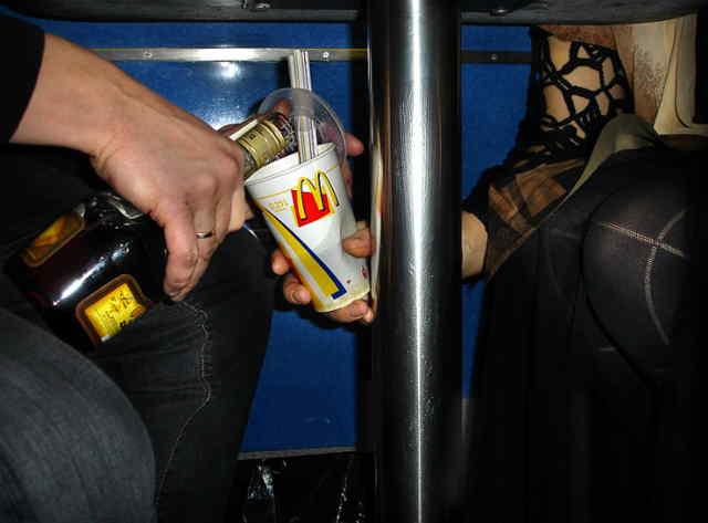 Подборка смешных фото про Макдональдс.