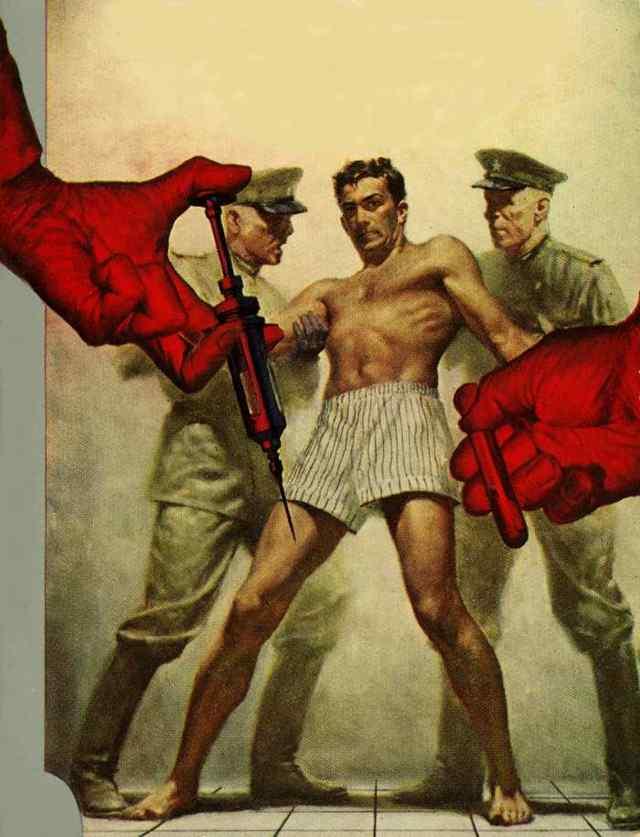 Пин-ап. Как американцы против русских воевали.
