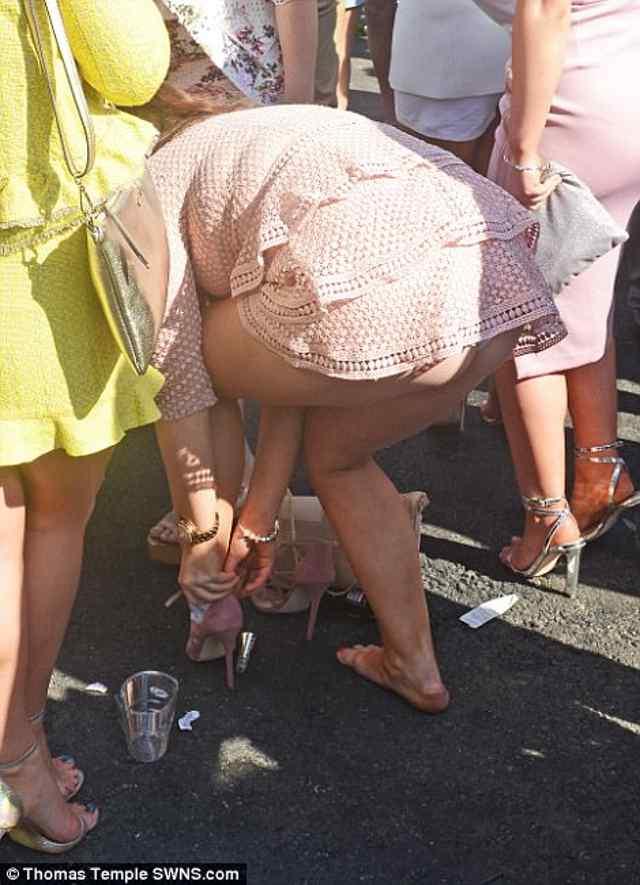 День Леди в Великобритании 2017 года. Пьянки,драки,веселье...