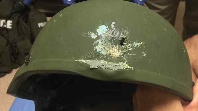 как шлем спасает жизнь