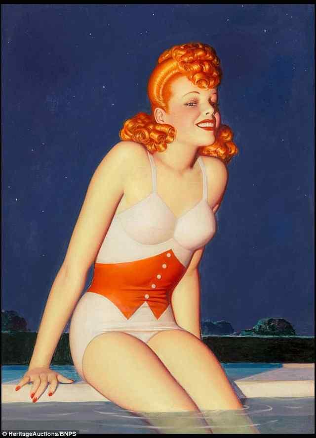Привлеченным ты отвозишь лунное погружение в эту картину, встреча с Прикормом воду Енох Боллс оценивается в £28,000, когда она уходит с молотка